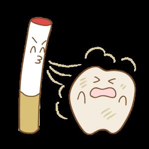 nicotine-stain
